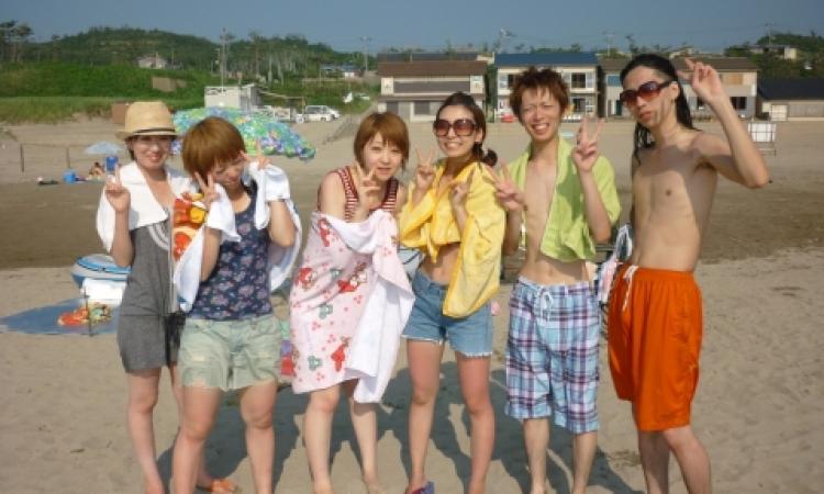 チームSEAは海に行ってきました(^◇^)!!